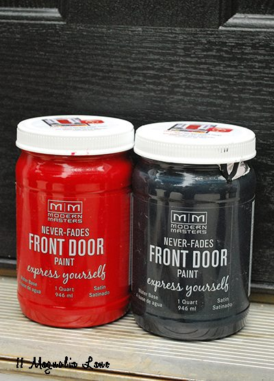 inside front door colors. Paint Modern Masters Inside Front Door Colors