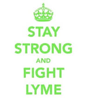 When Life Gives You a Twist… of Lyme Disease…