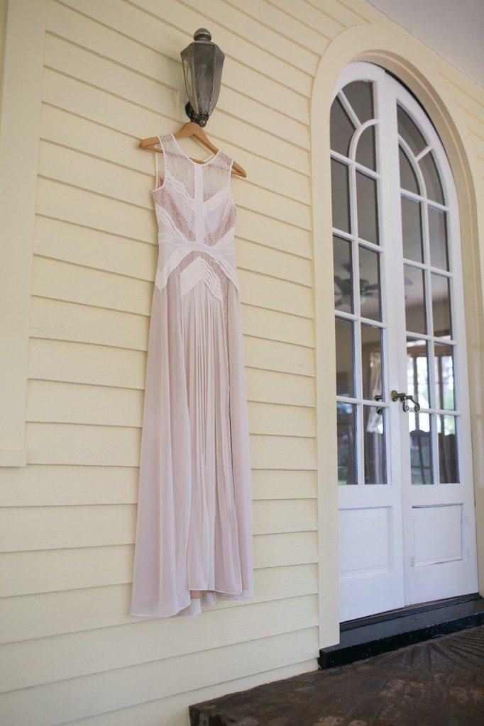 BCBG Wedding Dress