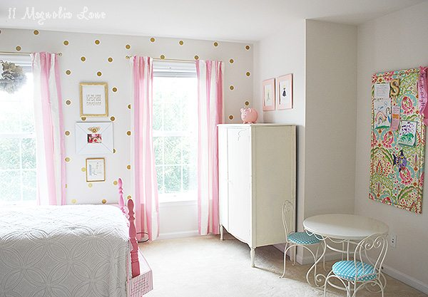 Dress Up Armoire Girls Room