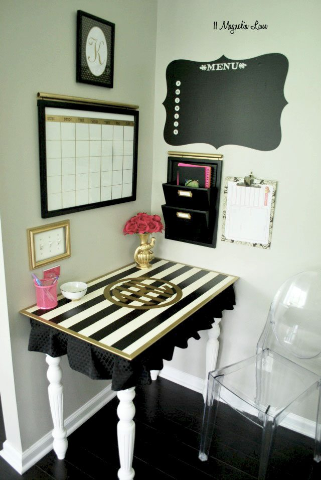 Operation Organization Glam Black And White Command