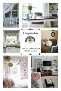 11 Magnolia Lane |Tour Through Blogland