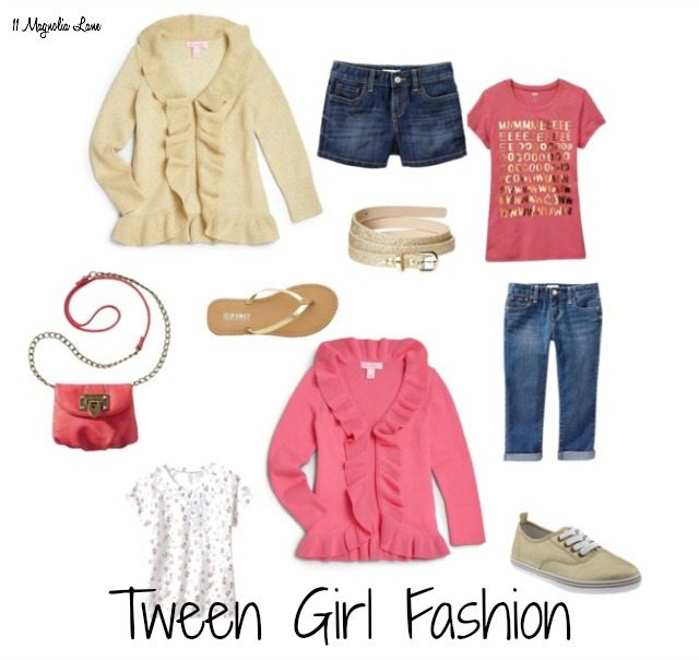 My Daughter's Favorite Fashion Ideas for Tween Girls-Lilly Pulitzer