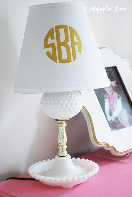 white-monogrammed-hobnail-lamp