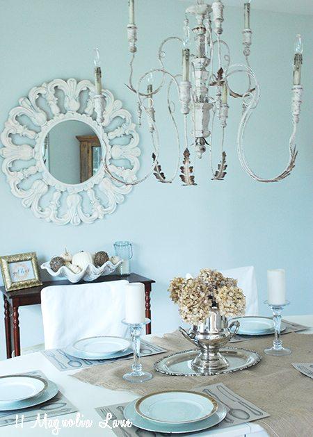 dining-room-chandelier-mirror