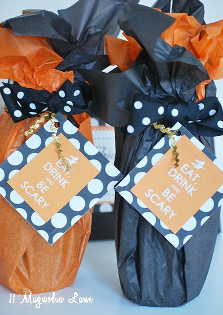 halloween-wrapping-gift