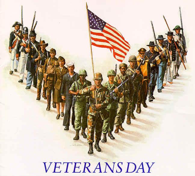 Veterans Day 2014 | 11 Magnolia Lane