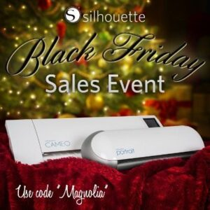 Happy Thanksgiving And Awesome Black Friday Deals from Silhouette