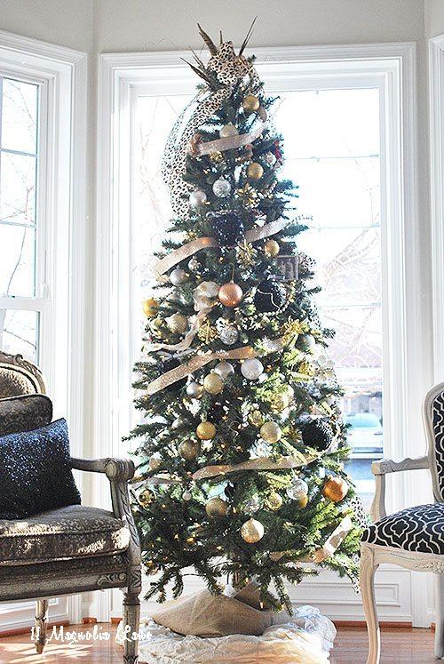 full-black-gold-tree