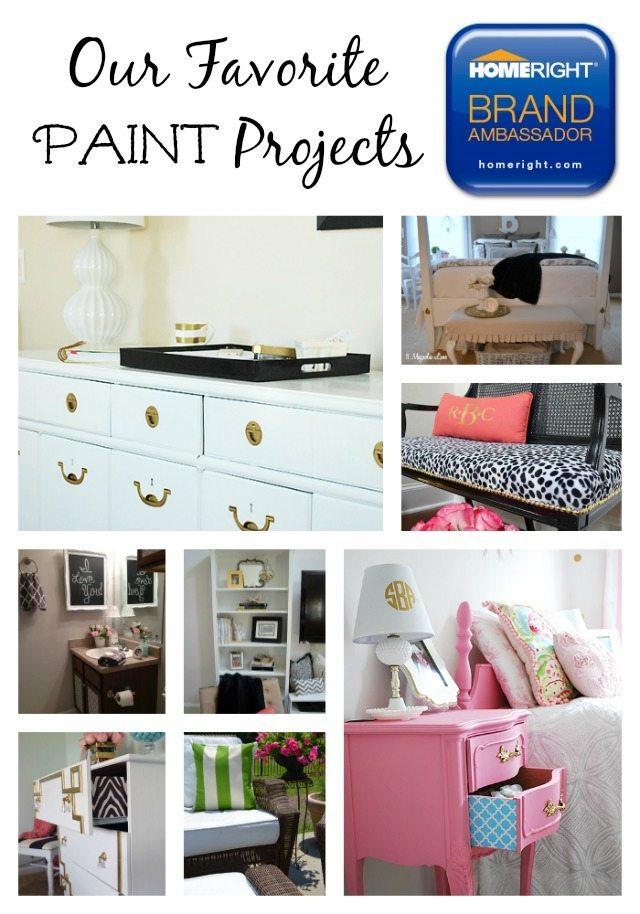 Favorite paint projects | 11 Magnolia Lane