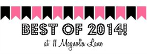 Top 20 Posts of 2014 | 11 Magnolia Lane