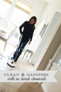 How To Clean & Sanitize Your Home During Flu Season Without Chemicals