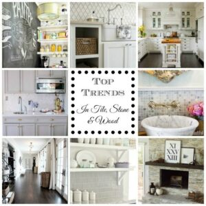 Top Trends in tile, stone, and flooring