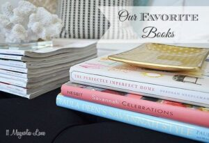 Our favorite books | 11 Magnolia Lane
