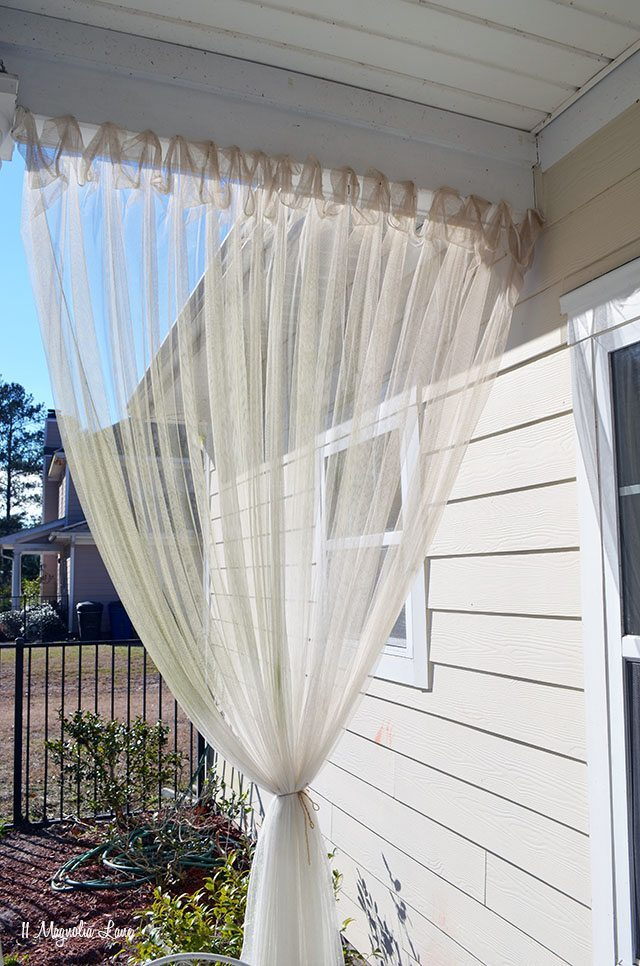 Screened In Porch Diy