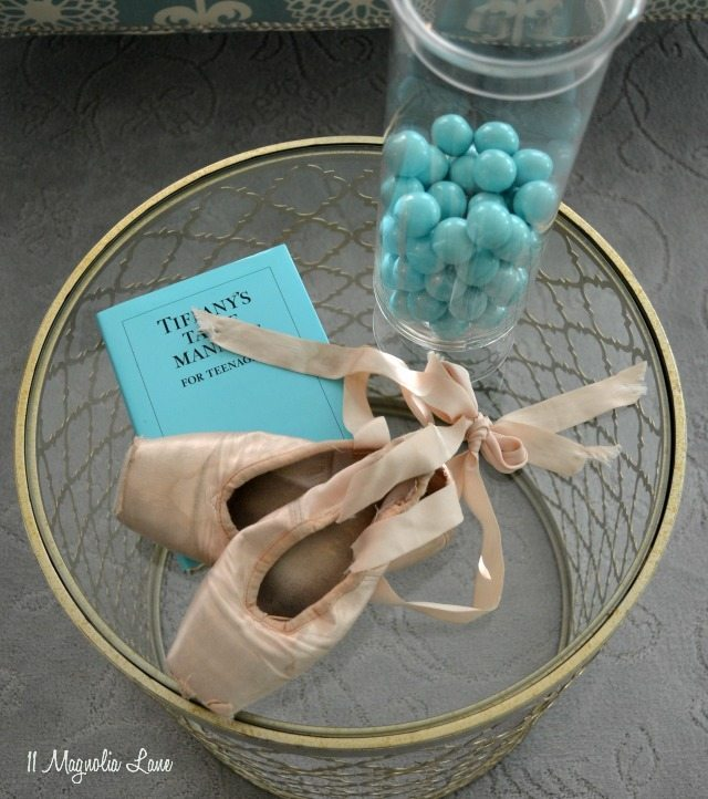 Tiffany Table Manners for Teenagers   11 Magnolia Lane