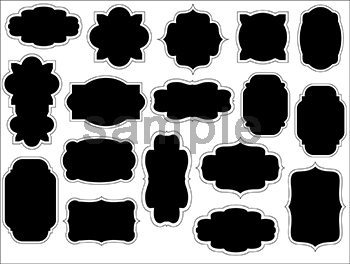 label-shapes