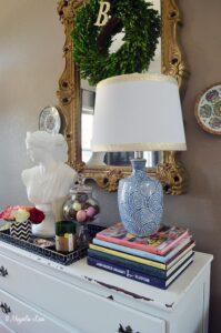 Hall/foyer/entry decor | 11 Magnolia Lane