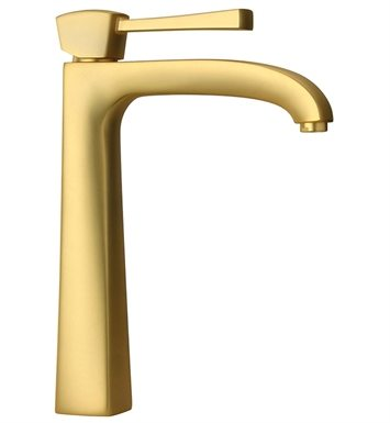 LaToscana Lady Faucet in Satin Gold at DecorPlanet.com