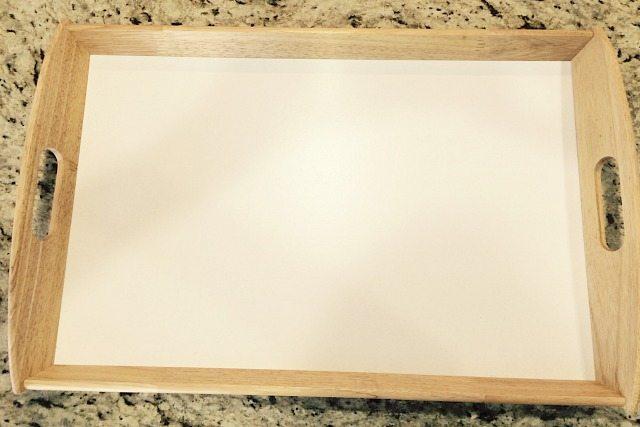 plain IKEA Tray
