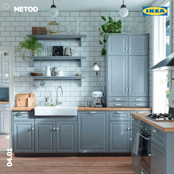 Metod Ikea ikea kitchens at the milan expo 11 magnolia