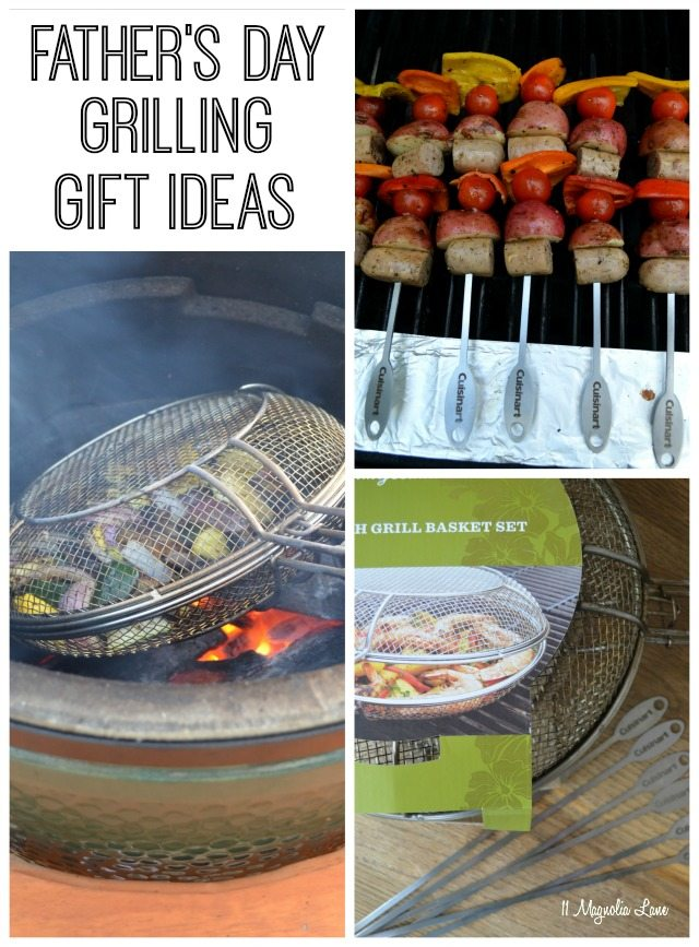 Father's Day grilling gift ideas | 11 Magnolia Lane