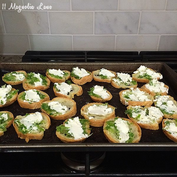 goat cheese appetizer
