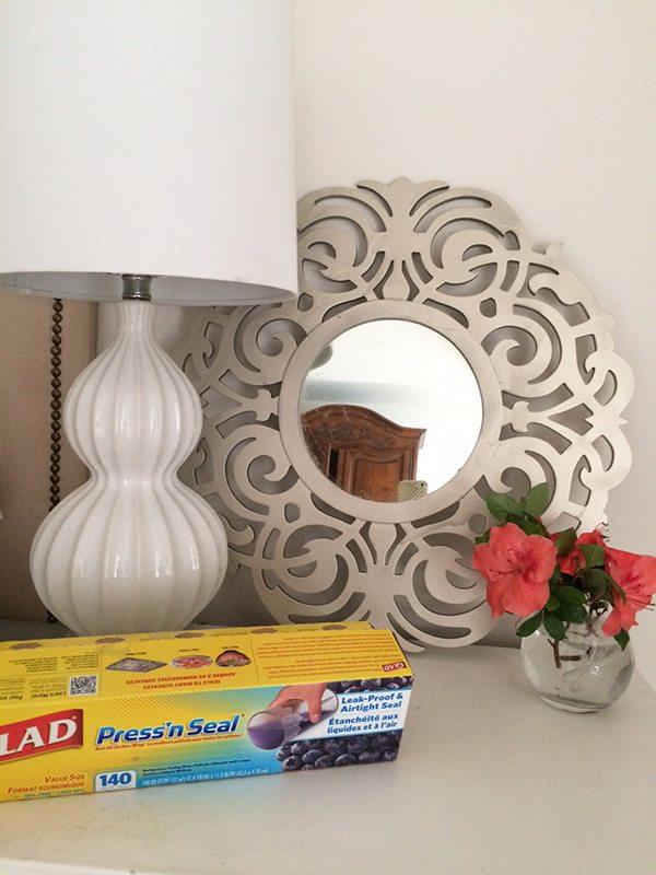 press n' seal mirror