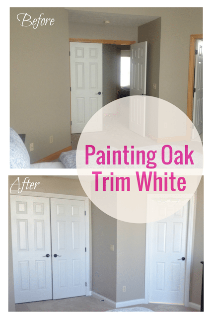 Painted Base Boards Or White