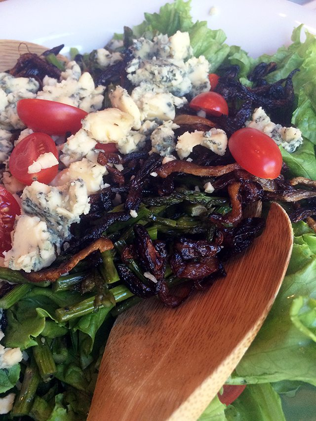 Summer grilled steak salad recipe | 11 Magnolia Lane