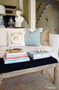 How to add touches of coastal and beach decor to your home   11 Magnolia Lane