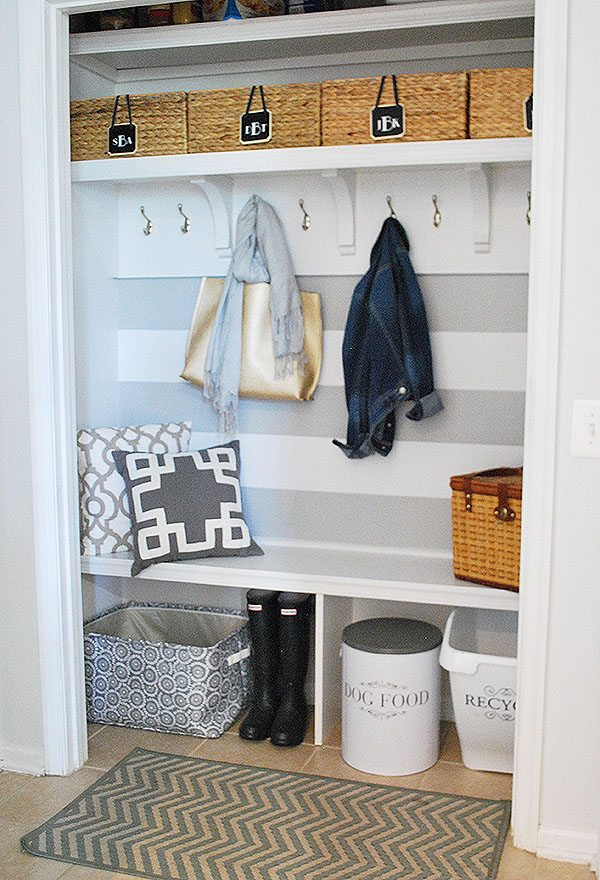 Fall Mudroom Home Tour 11ML