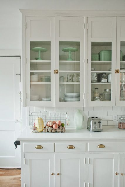 Painting Kitchen CabinetsSelecting A Paint Color Magnolia Lane - What paint to use on kitchen cabinets