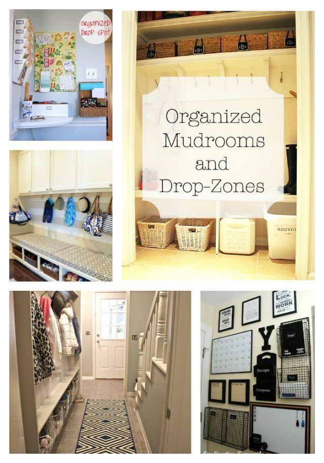 The best most organized mudrooms and drop zones 11 for Kitchen drop zone ideas