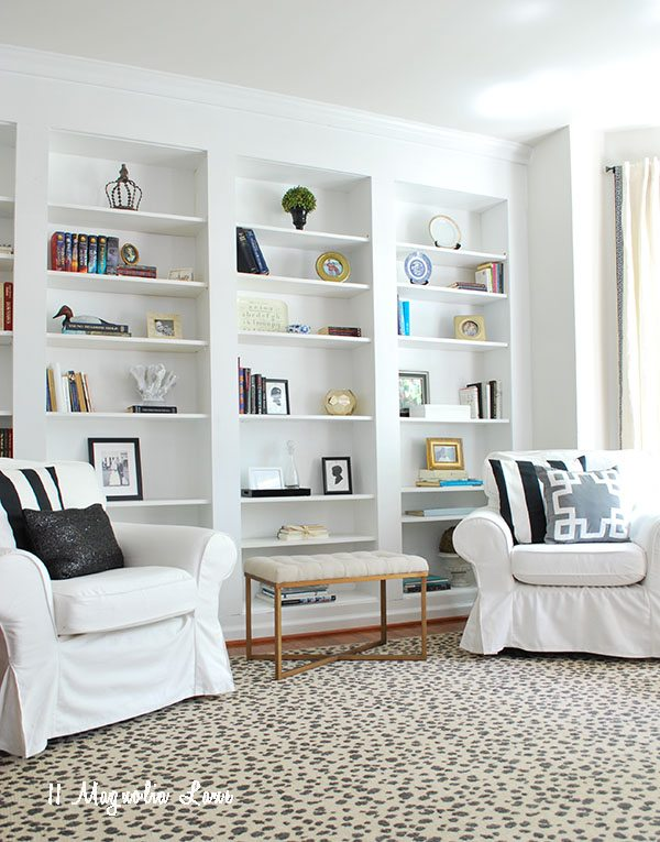 Library Fall Home Tour