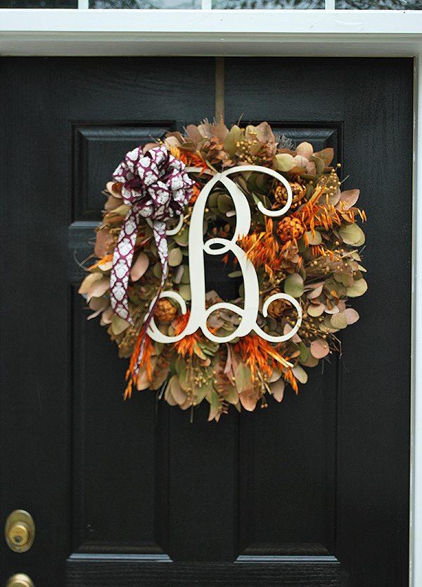 wreath-door-floral-bow