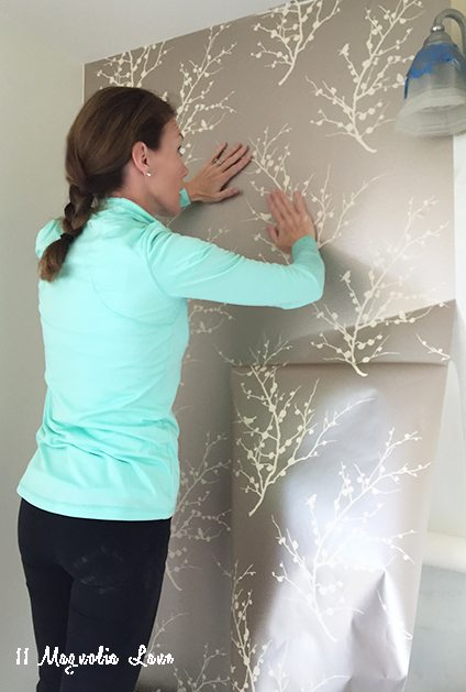 installing-wallpaper-temporary