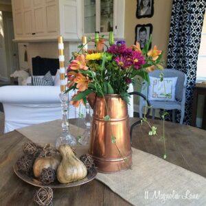 Fall home tour | 11 Magnolia Lane