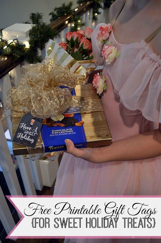 Printable Nutcracker gift tags | 11 Magnolia Lane