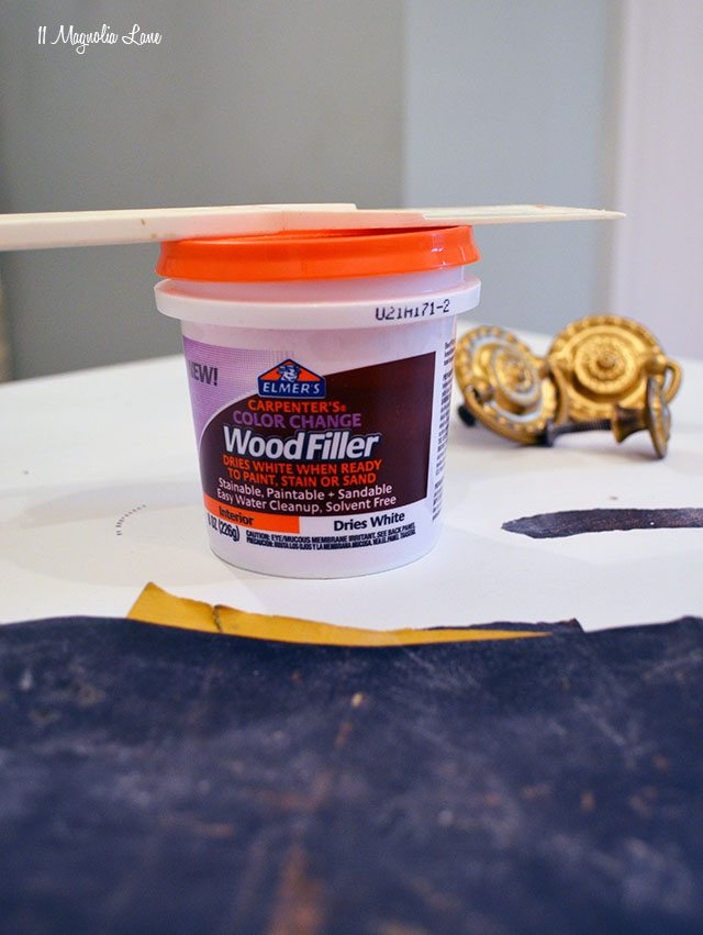 Elmer's Wood Filler | 11 Magnolia Lane