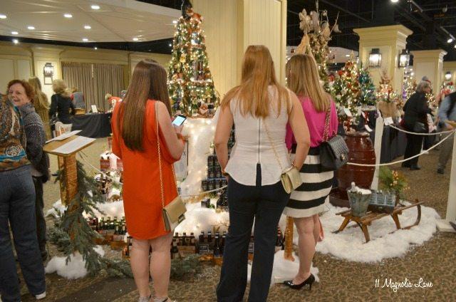 Festival of Trees at the Carolina Hotel in Pinehurst | 11 Magnolia Lane