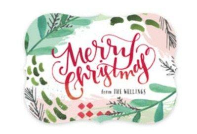 | Very Funky Christmas Postcard |