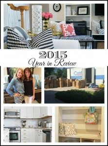 A years worth of DIY, decor and organization projects from 11 Magnolia Lane