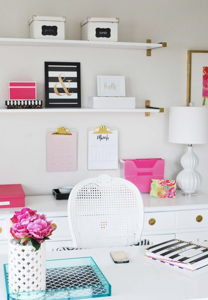 Operation: Organization Amy\'s Organized {Kate Spade Inspired ...