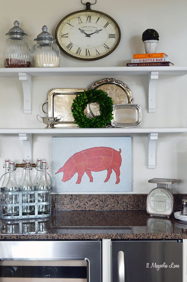 Pig Canvas from Photos.com | 11 Magnolia Lane