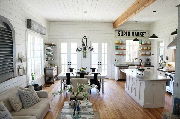 "Getting the Fixer Upper Look for Less–Easy Sources for ""Farmhouse"" Decor"