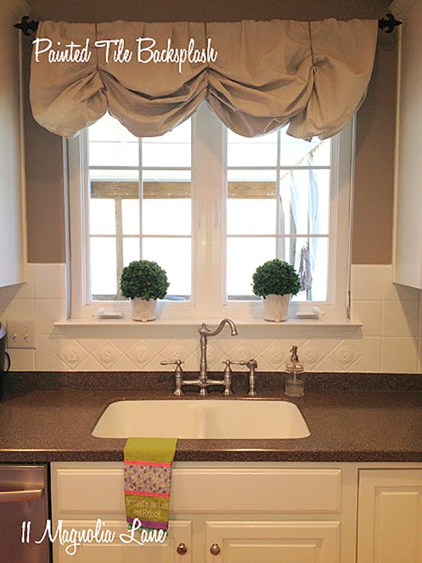 paint kitchen tiles backsplash 10 easy decor amp diy projects you can do in a day or less 21193