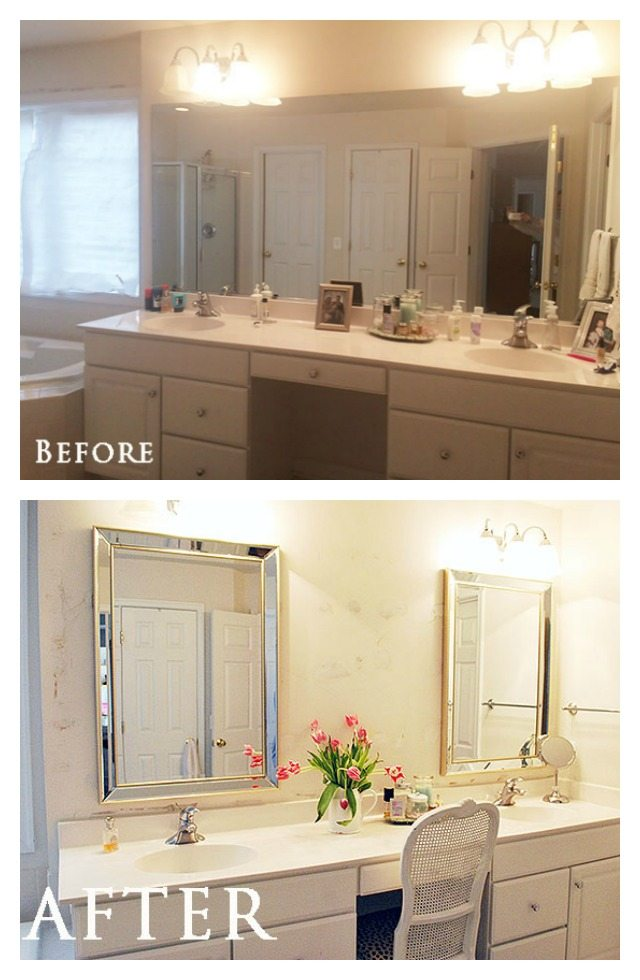 before-after-how-to-remove-large-bathroom-mirror