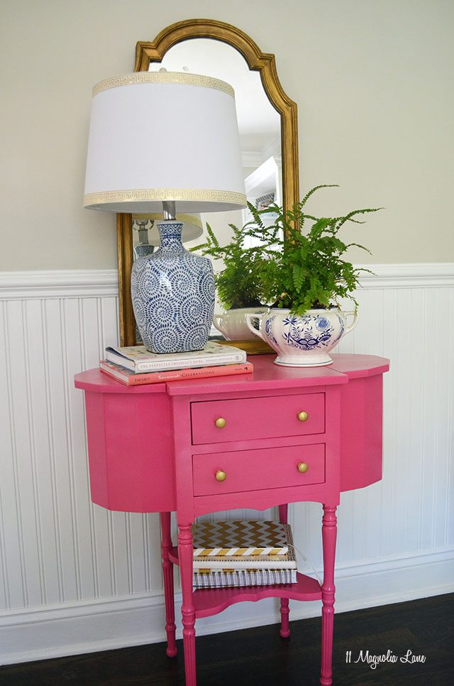 table-pink