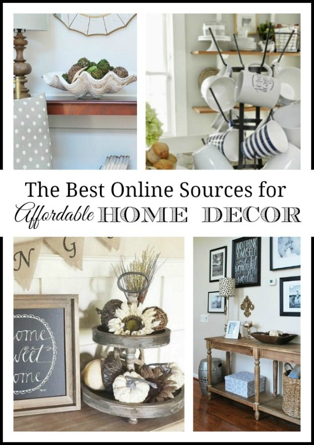 Where to buy inexpensive and unique home decor online 11 for Home decor outlet stores online